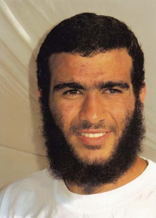 Omar Khadr at age 21.
